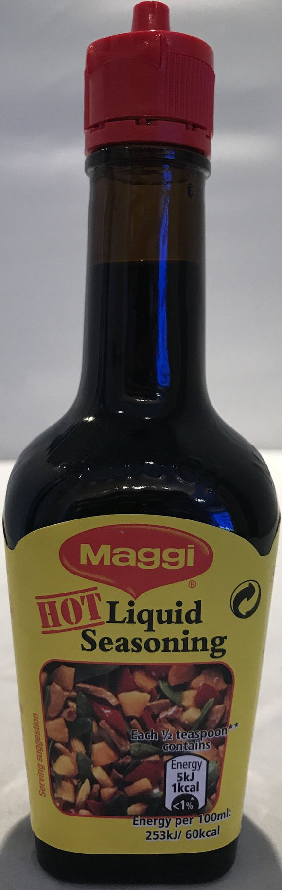 Maggi Liquid Seasoning Hot - 100ml - ExoticEstore