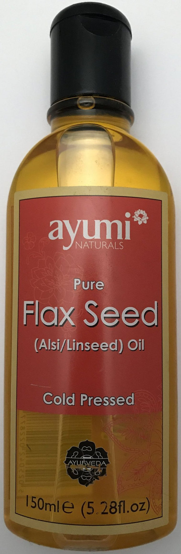 Ayumi Flax Seed (Alsi/Linseed) Oil - 150ml - ExoticEstore