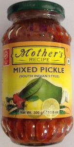 Mothers Mixed Pickle 300g - ExoticEstore