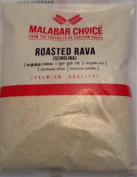 Malabar Choice Roasted Rava 1kg - ExoticEstore