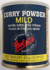 Bolsts Curry Powder Mild 425g - ExoticEstore