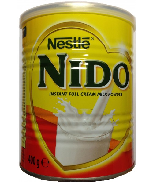 Nestle Nido Instant Full Cream Milk Powder 400g