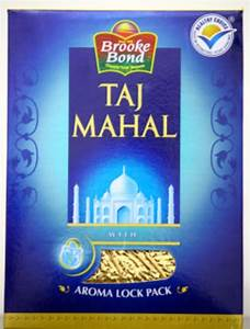 Brooke Bond Taj Mahal Loose Black Tea 1kg