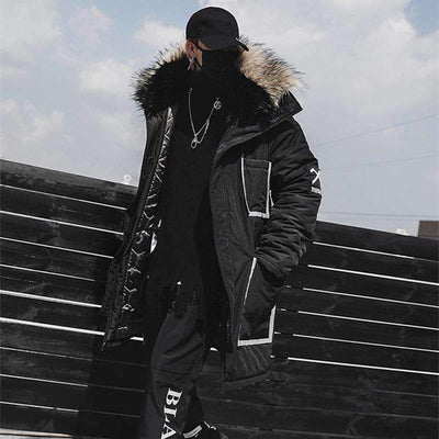 Frio Winter Jacket - IkigaiSoul
