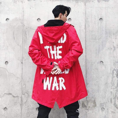 War coat - IkigaiSoul