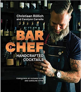 Bar Chef Cocktail Book