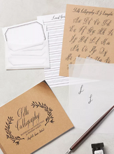 Load image into Gallery viewer, Belle Calligraphy Kit