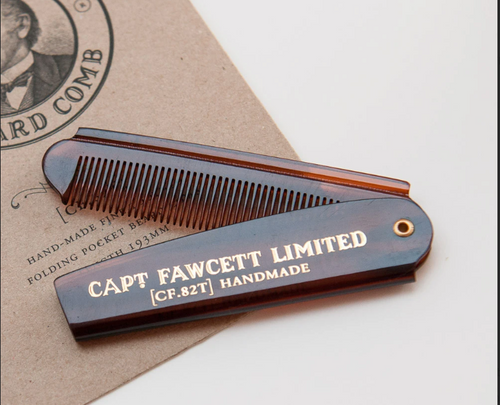 Captain Fawcett's Beard Comb