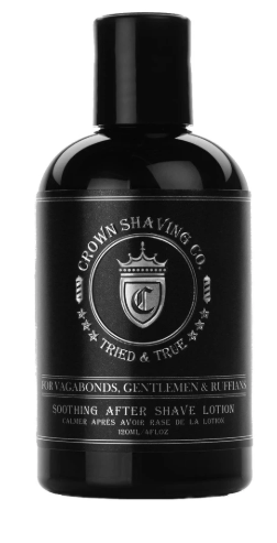 After Shave Lotion by Crown Shaving