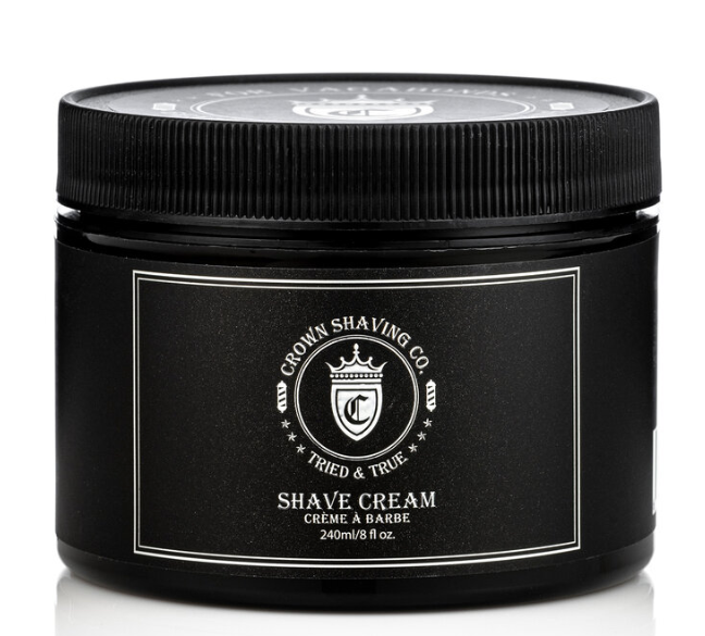 Shaving Cream by Crown Shaving Company
