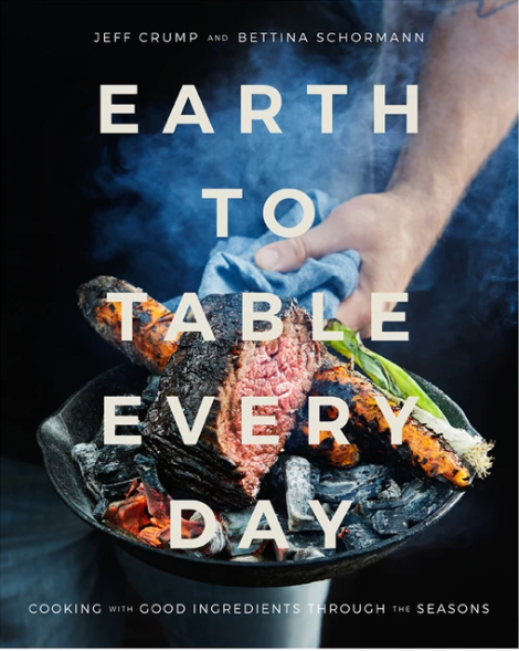 Earth To Table Every Day Book
