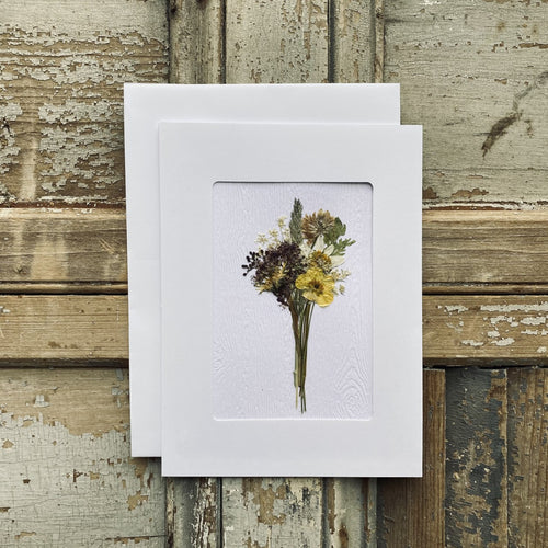 Toronto Wildflower Bouquet Card