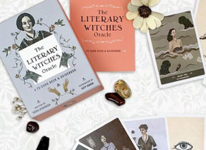 The Literary Witches Oracle Tarot Deck