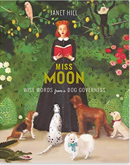 Miss Moon Book