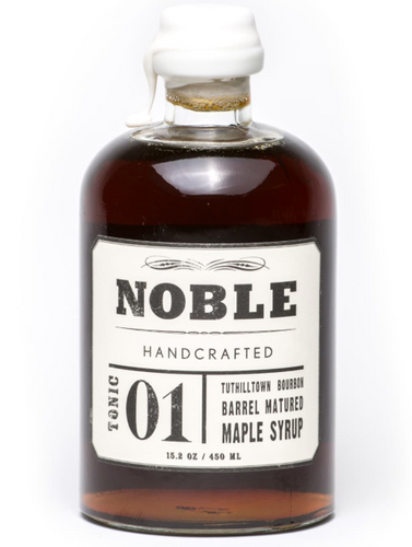 Noble Maple Syrup Bourbon Barrel