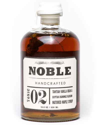 Noble Maple Syrup Vanilla Chamomile