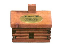 Load image into Gallery viewer, Balsam Fir Incense Cabin Burner