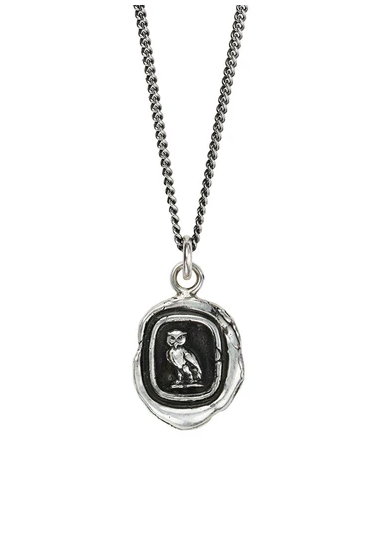 Pyrrha Watch Over Me Talisman Necklace
