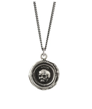 Load image into Gallery viewer, Pyrrha What Once Was Talisman Necklace