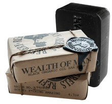 Load image into Gallery viewer, Wealth of Man Organic Oil Bar Soap