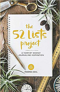 The 52 Lists Project Journal
