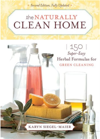 The Naturally Clean Home Book