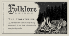 Load image into Gallery viewer, The Storyteller Candle Folklore Candle Company Made in Ontario Canada