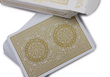 Load image into Gallery viewer, Theory 11 Tycoon Playing Cards Ivory Box