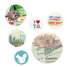 Load image into Gallery viewer, Toronto Button Pack