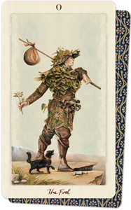 Uusi Pagan Otherworlds Tarot Card Deck