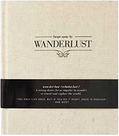 Wanderlust Journal