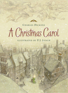 A Christmas Carol Book by Charles Dickens