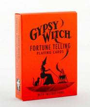 Load image into Gallery viewer, Gypsy Witch Fortune Telling Cards
