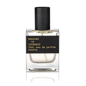 Status Unisex Eau De Parfum by Persons of Interest Made in Toronto