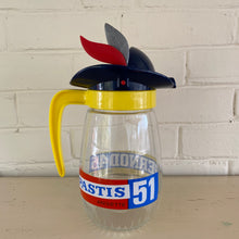 Load image into Gallery viewer, Vintage French Pernod 45 Anisette Pastis 51 Anisette Advertising Glass Pitcher