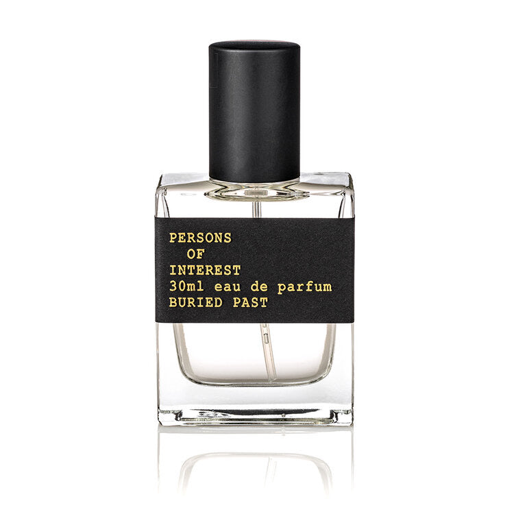 Buried Past Unisex Eau de Parfum by Persons of Interest made in Toronto