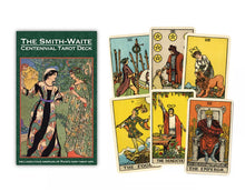 Load image into Gallery viewer, Smith-Waite Centennial Tarot Deck