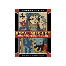 Load image into Gallery viewer, Royal Mischief Transformation Playing Cards