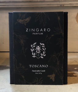 Pure Zingaro Candle Collection