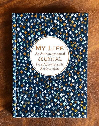 My Life Journal by Mr Boddington's Studio