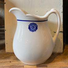 Load image into Gallery viewer, Vintage American Legion Ceramic Pitcher c1960s