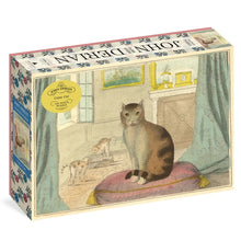 Load image into Gallery viewer, Calm Cat 750-Piece Puzzle by John Derian