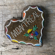 Load image into Gallery viewer, Vintage Native Beaded Pin Cushion Montreal