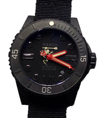 Resco Patriot Gen 2 Limited Edition Stealth Dial w/Red Hands