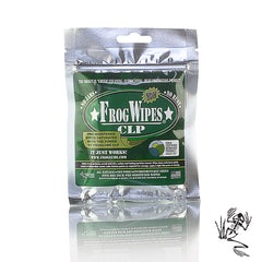 Froglube CLP Wipes-5 Presoaked 8x8 Wipes Per Resealable Package from Tridentis Tactical