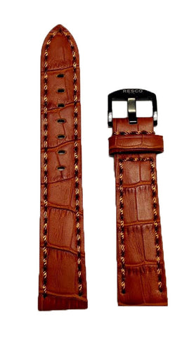 Light Leather 20mm Strap