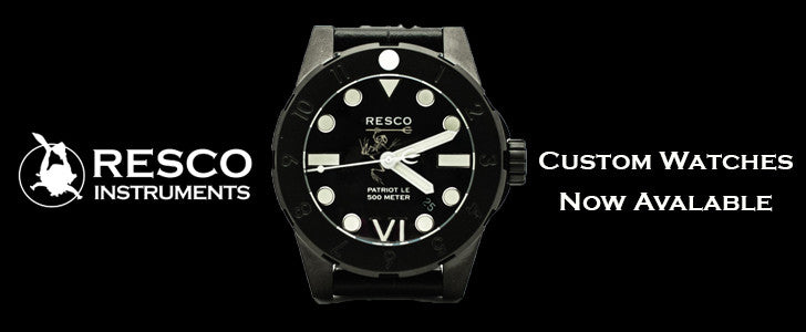 Resco Custom Watches Coming Soon