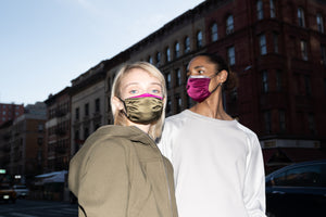 Sustainable Face Masks Made in NYC