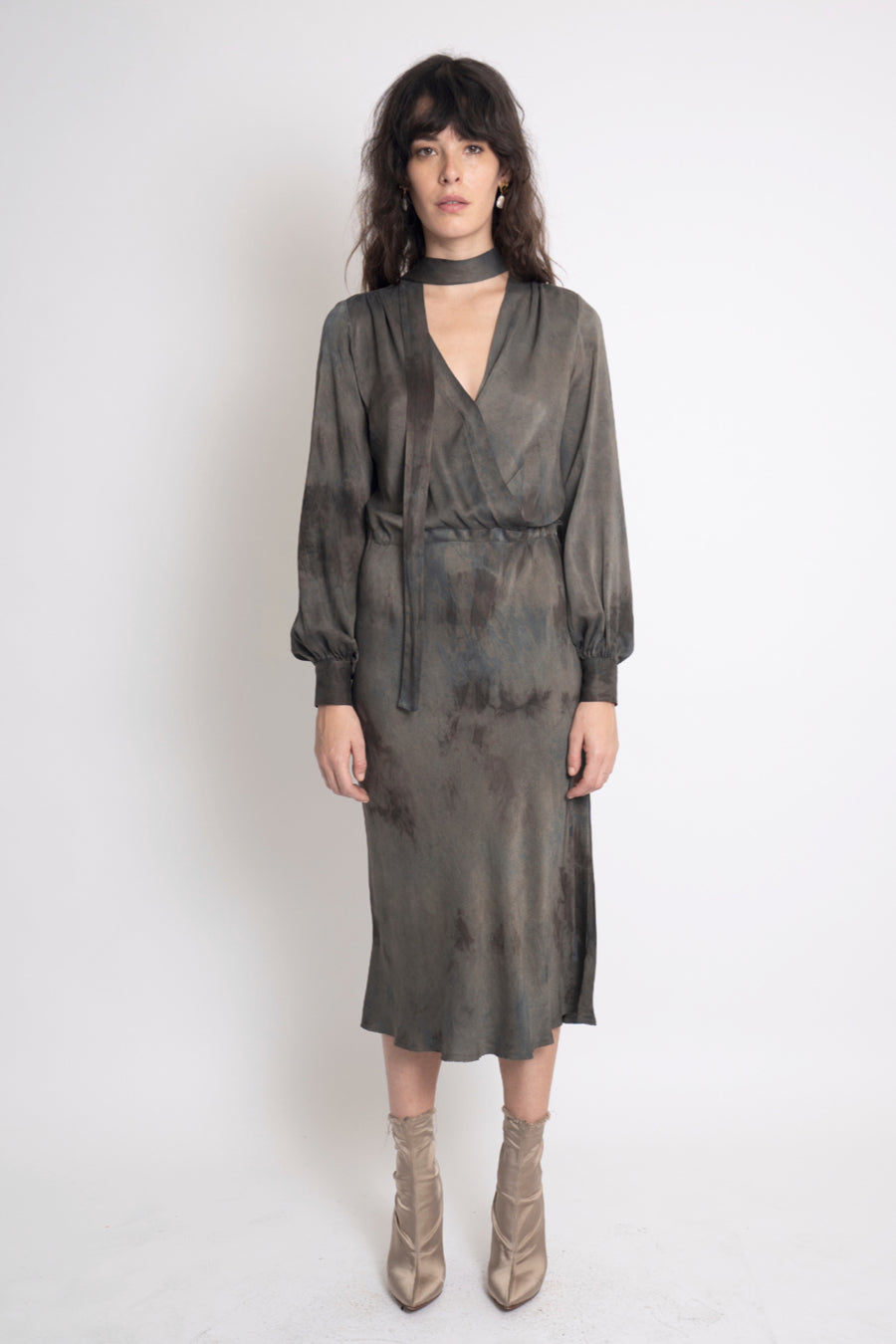 KES Levy Tunneled Dress