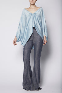 Flared Beekman Pants